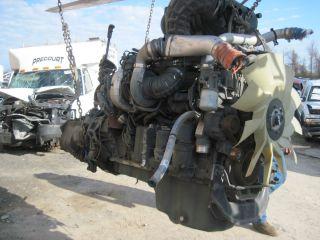 455HP Turbo Diesel Engine 12 9L Kenworth Peterbuilt Low Miles