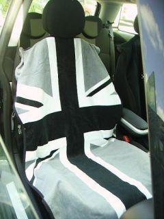 Mini Cooper Seat Armour Seat Towel Seat Cover Flag