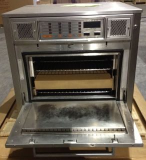 Used Litton CJW1008 Z Commercial Microwave Convection Oven