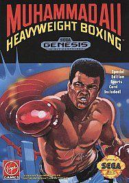 Muhammad Alis Heavyweight Boxing Sega Genesis, 1992