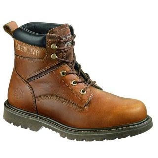 Mike Rowe Works by Cat Footwearrangler 6 Wide Steel Toe Mens Boots