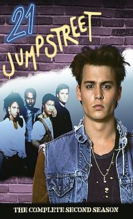 21 Jump Street   The Complete Second Season DVD, 2005, 6 Disc Set