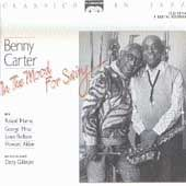 In the Mood for Swing by Benny Sax Carter CD, May 1992, Musicmasters