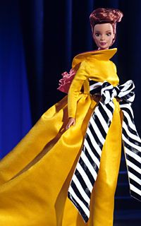 Bill Blass 1997 Barbie Doll