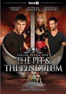 Edgar Allan Poes The Pit the Pendulum DVD, 2010
