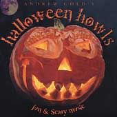 Halloween Howls by Andrew Gold CD, Jul 1996, Music for Little People
