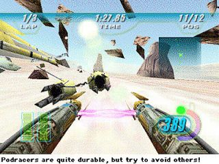 Star Wars Episode I Racer Mac, 1999