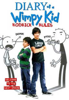 Diary of a Wimpy Kid Rodrick Rules DVD, 2011