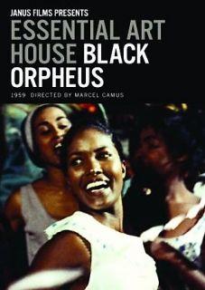Black Orpheus DVD, 2009, Criterion Art House Collection