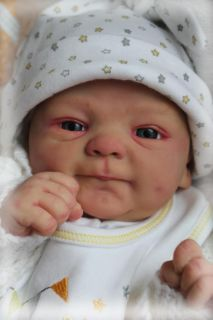 Baban Coco Malu by Elisa Marx Now Gorgeous Reborn Baby Boy Milo