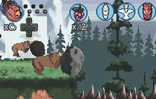 Brother Bear Nintendo Game Boy Advance, 2003