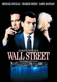 Wall Street DVD, 2006, Sensormatic