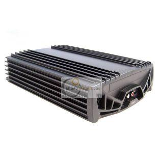 Voompc 2 Car PC Carputer Enclosure Mini ITX Black Case
