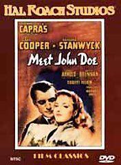 Meet John Doe DVD, 2001
