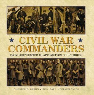 Civil War Commanders by Russ A., Jr. Pritchard 2009, Hardcover