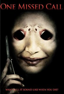 One Missed Call DVD, 2008