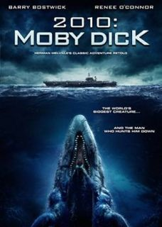 2010 Moby Dick DVD, 2010