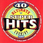 Ultimate Country Super Hits Sony Box Set CD, Oct 2002, 3 Discs, Sony