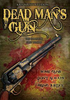 Dead Mans Gun Season 1 DVD, 2011, 6 Disc Set