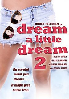 Dream a Little Dream 2 DVD, 2007