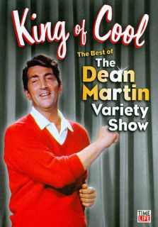 The King of Cool The Best of The Dean Martin Variety Show DVD, 2011