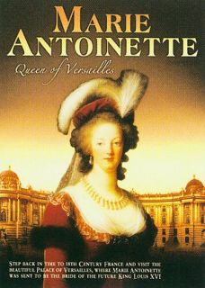 Marie Antoinette Queen of Versailles DVD, 2006