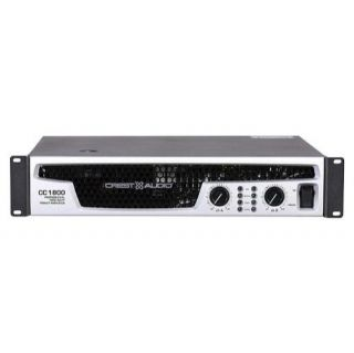 Crest Audio CC 1800 2 Channel Power Amplifier