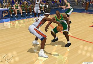 NBA 2K2 Nintendo GameCube, 2002