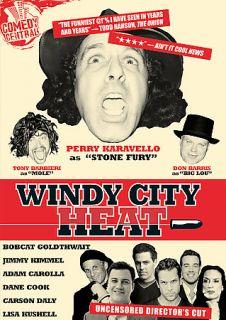 Windy City Heat DVD, 2006, Uncensored Directors Cut Copy Protected