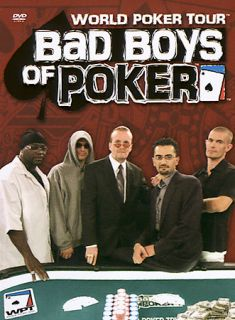 World Poker Tour   Bad Boys of Poker DVD, 2005