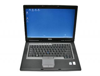 Dell Latitude D610 Laptop 2.0GHz 1GB 60GB DVD CDRW Wifi XP 14.1 New