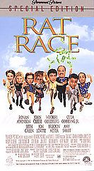 Rat Race VHS, 2002, Special Edition