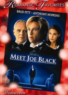 Meet Joe Black DVD, 1999