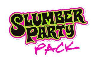 Slumber Party Pack DVD, 2006, 4 Disc Set