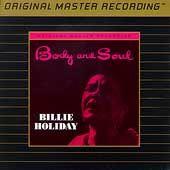 Body Soul Verve by Billie Holiday CD, Jan 1996, Mobile Fidelity Sound