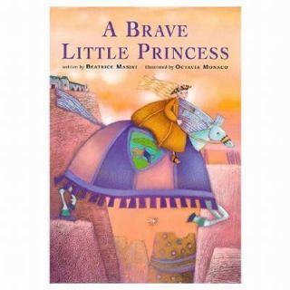 Brave Little Princess by Beatrice Masini 2000, Hardcover