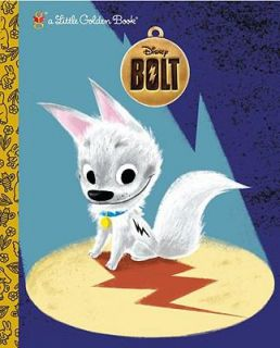 Bolt by Irene Trimble and Random House Disney Staff 2008, Hardcover