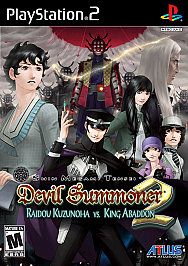 Shin Megami Tensei Devil Summoner 2 Raidou Kuzunoha vs. King Abaddon
