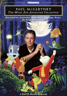 Paul McCartney   The Music and Animation Collection DVD, 2011