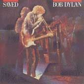 Saved by Bob Dylan CD, Aug 1990, Columbia USA