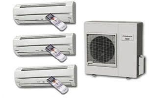 Friedrich M30TYF 11800 BTU Split System Air Conditioner
