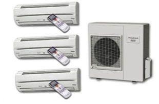 Friedrich M30TYF 11800 BTU Split System Air Conditioner