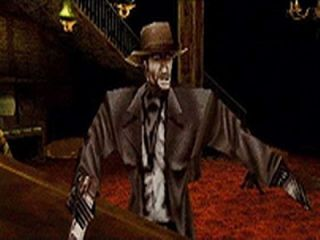 Gunfighter The Legend of Jesse James Sony PlayStation 1, 2001