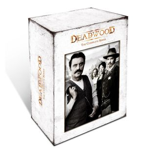 Deadwood   The Complete Series DVD, 2008