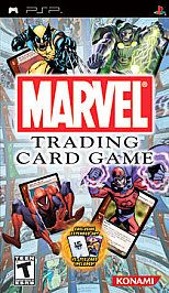 Marvel Trading Card Game PlayStation Portable, 2007