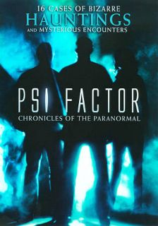 PSI Factor Chronicles Of The Paranormal   Season 3 DVD, 2009