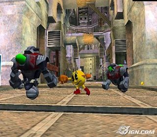 Pac Man World 3 Nintendo GameCube, 2005