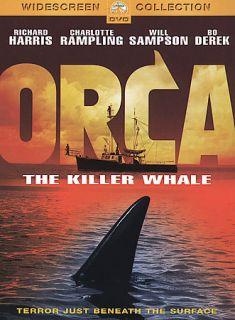 Orca The Killer Whale DVD, 2004, Checkpoint