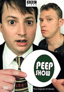 Peep Show Series One DVD, 2005