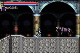 Castlevania Circle of the Moon Nintendo Game Boy Advance, 2001